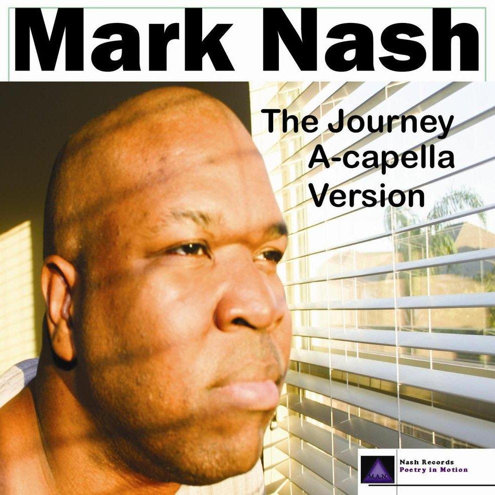 The journey cd cover master a capella2