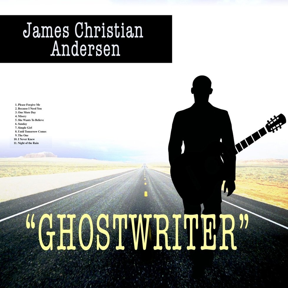 Ghostwriter web art