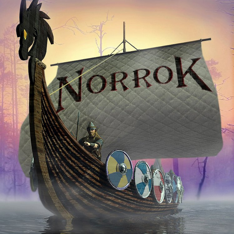 Norrok vikingship