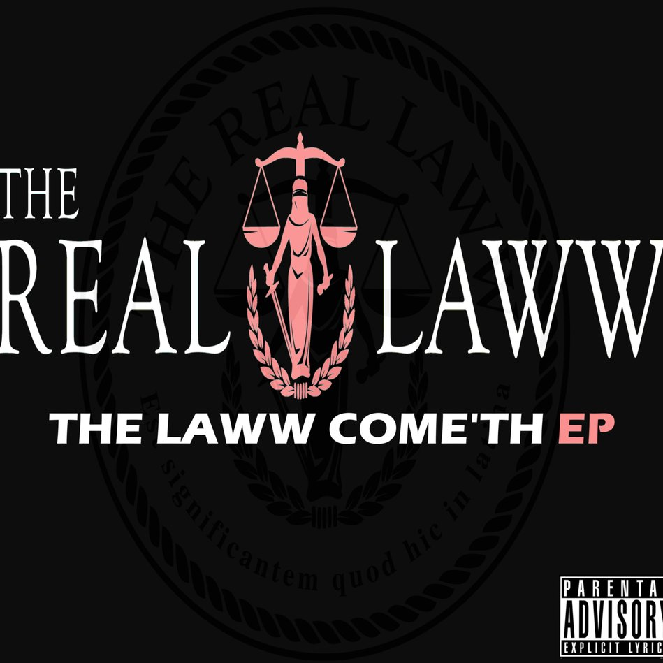 The laww come th ep cover