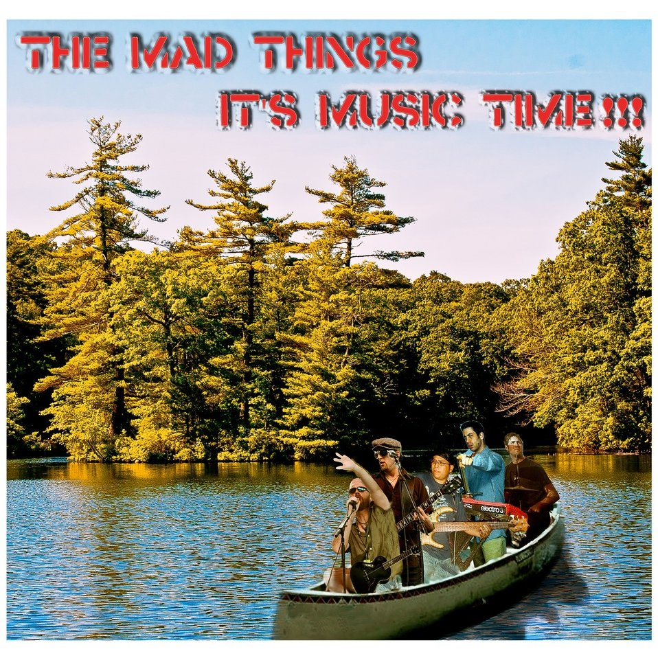 Music time cover art