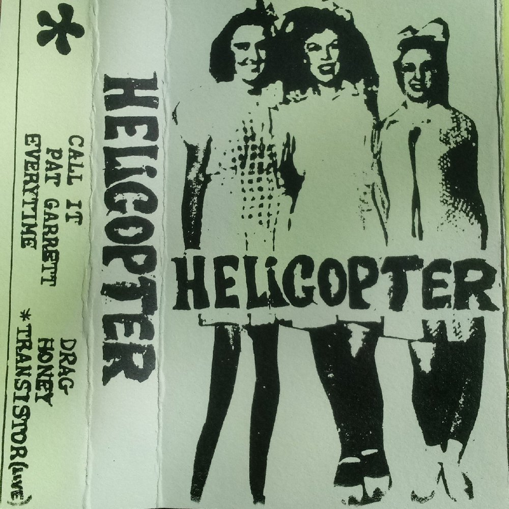 Helicoptercassette