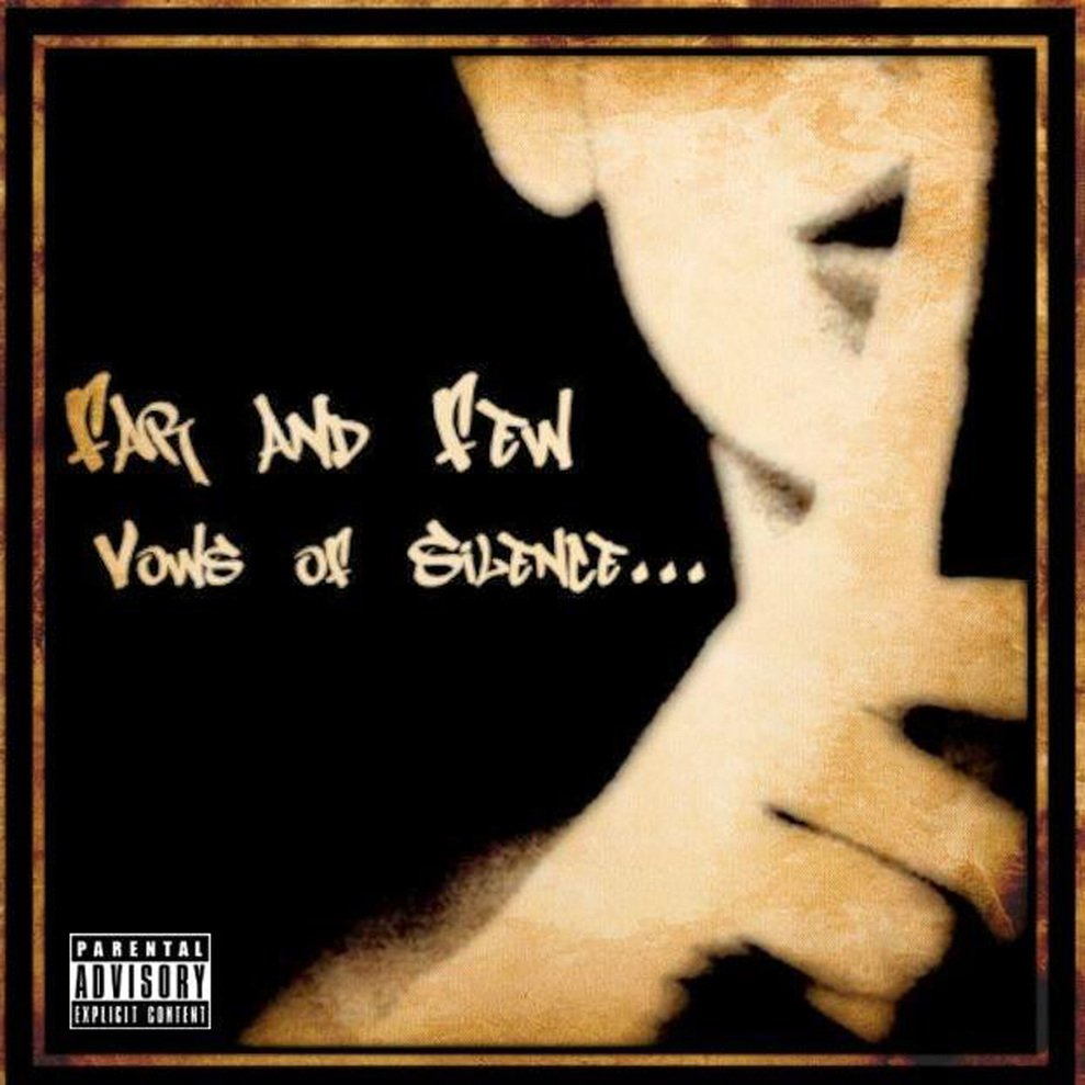 Vows of silence... cover art
