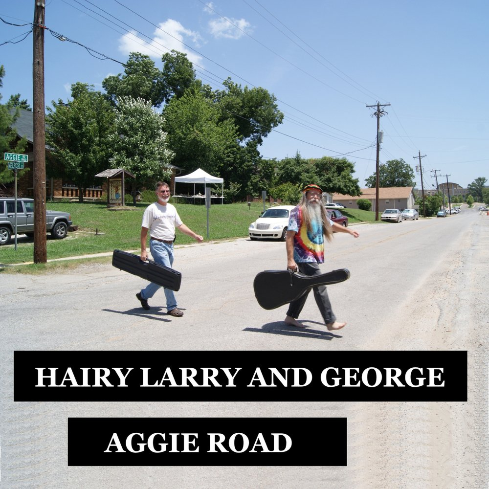 Aggie road cd art front 1400