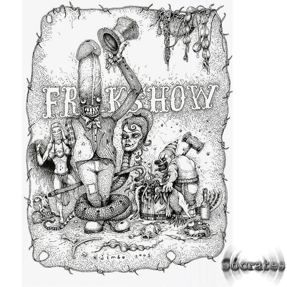 Portada freakshow