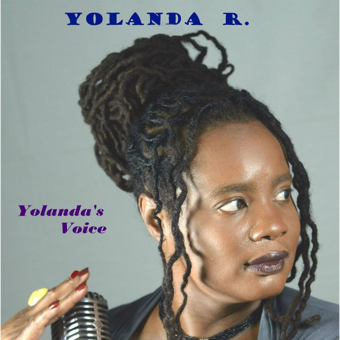 Yolanda s voice final ep cover  used on cd baby