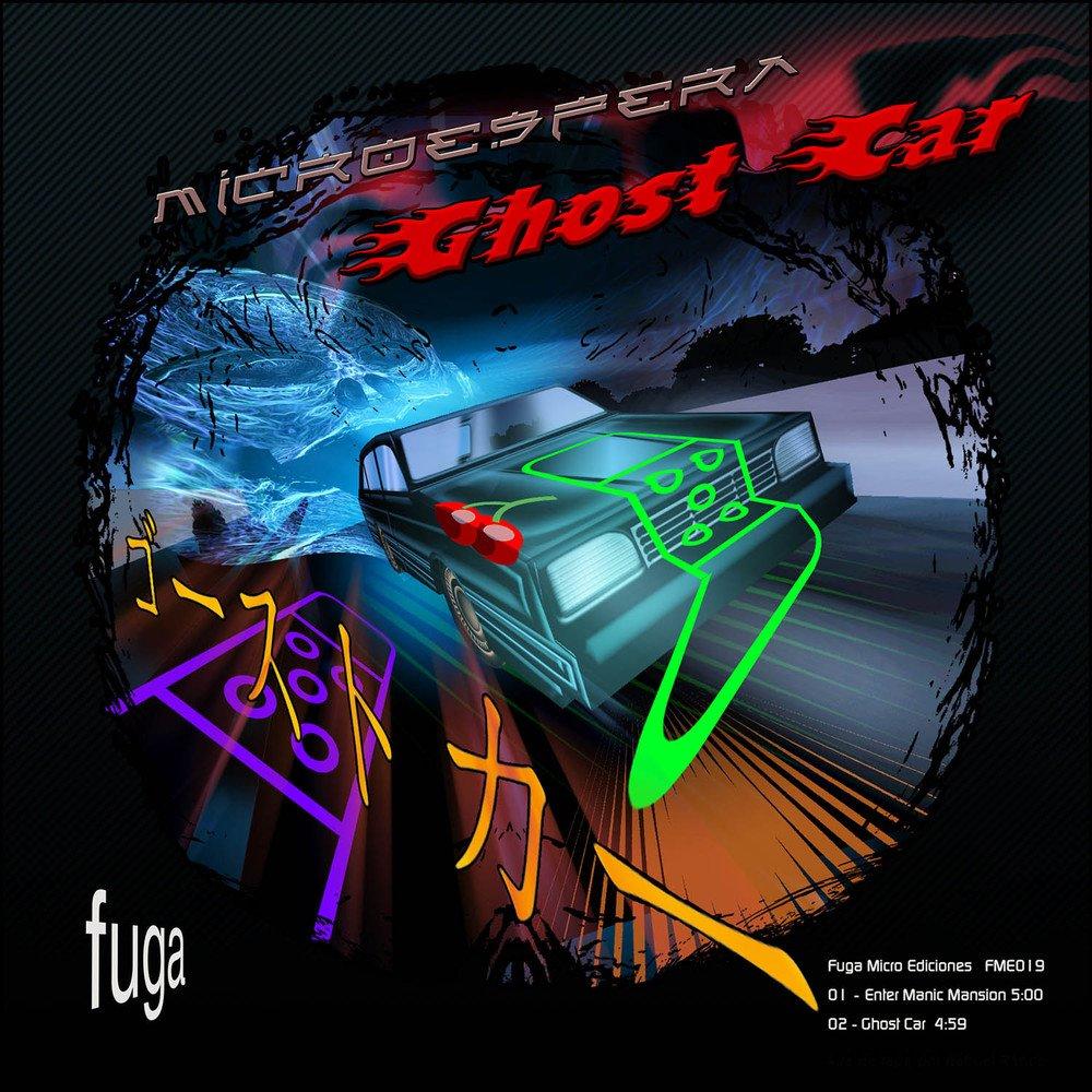 Microesfera   ghost car