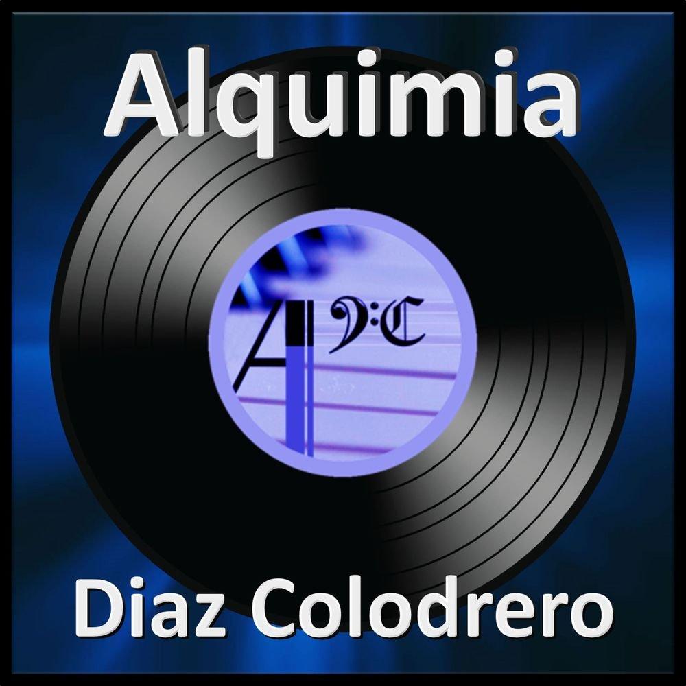 Alquimia album front