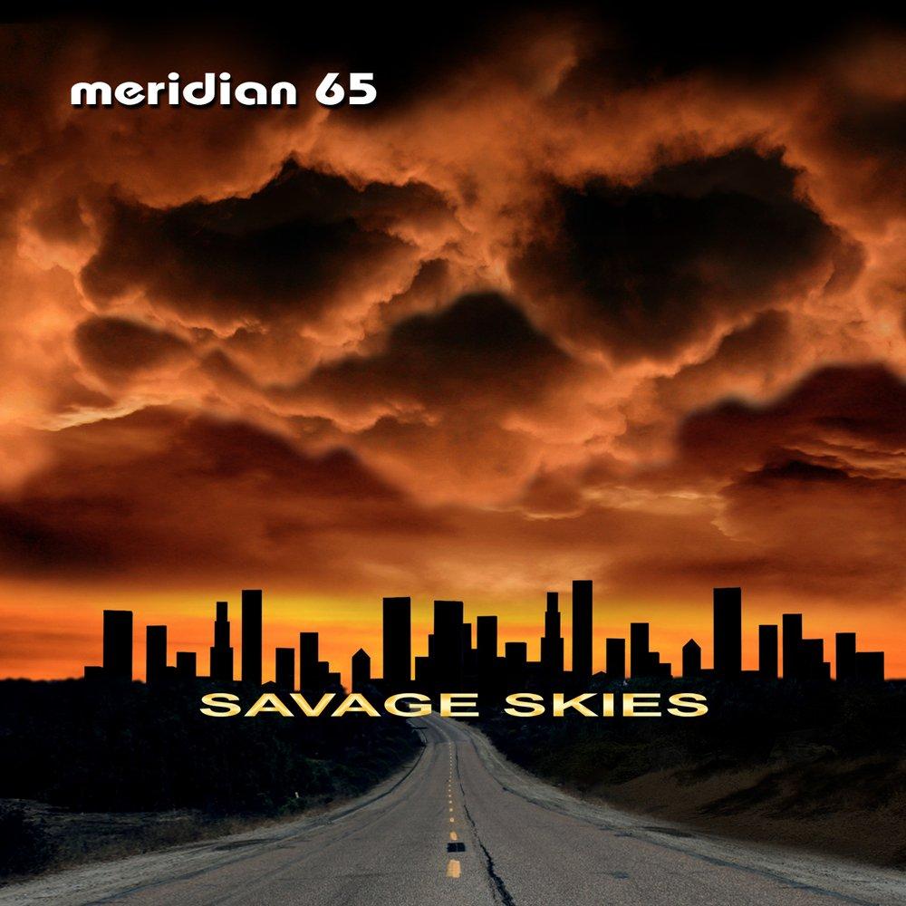 Savage skies cover