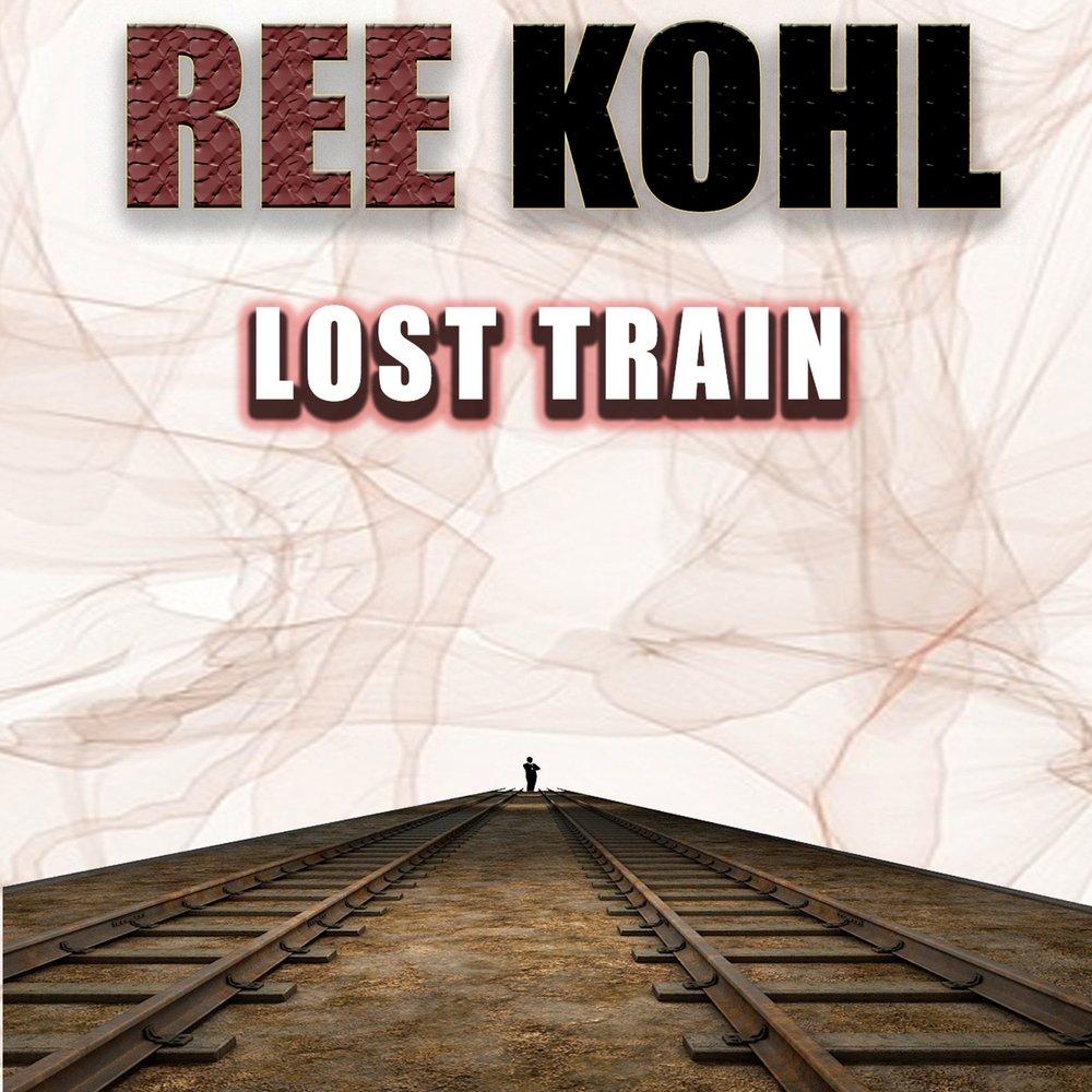 Lost train portada sola
