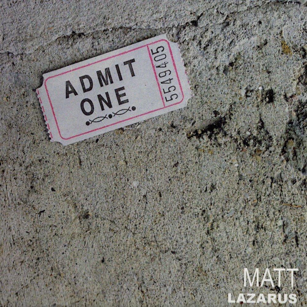 Admitone cover