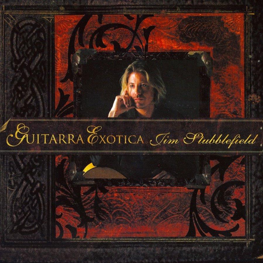 Guitarra exotica   cover 4