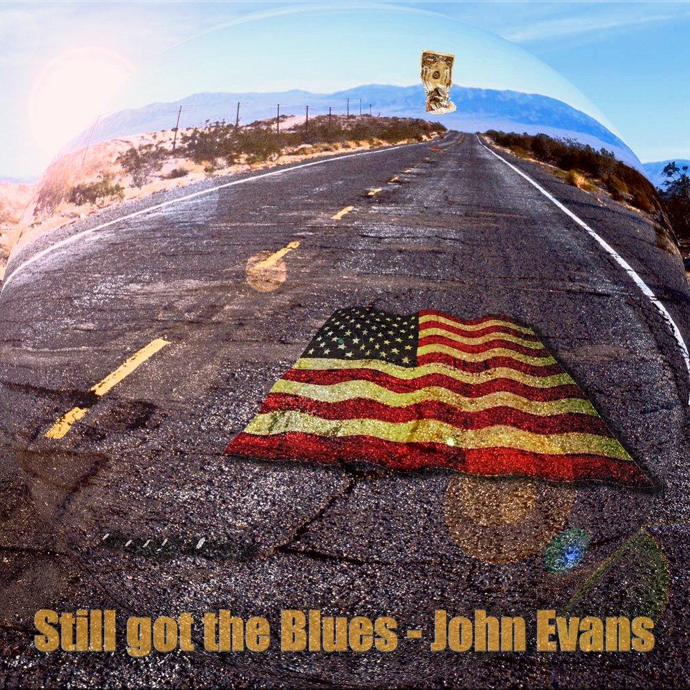 Album cover still got the blues