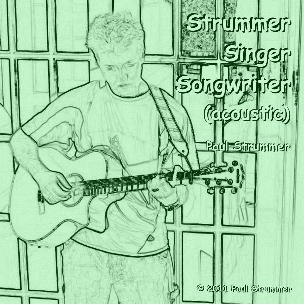 Paul strummer front green 1000