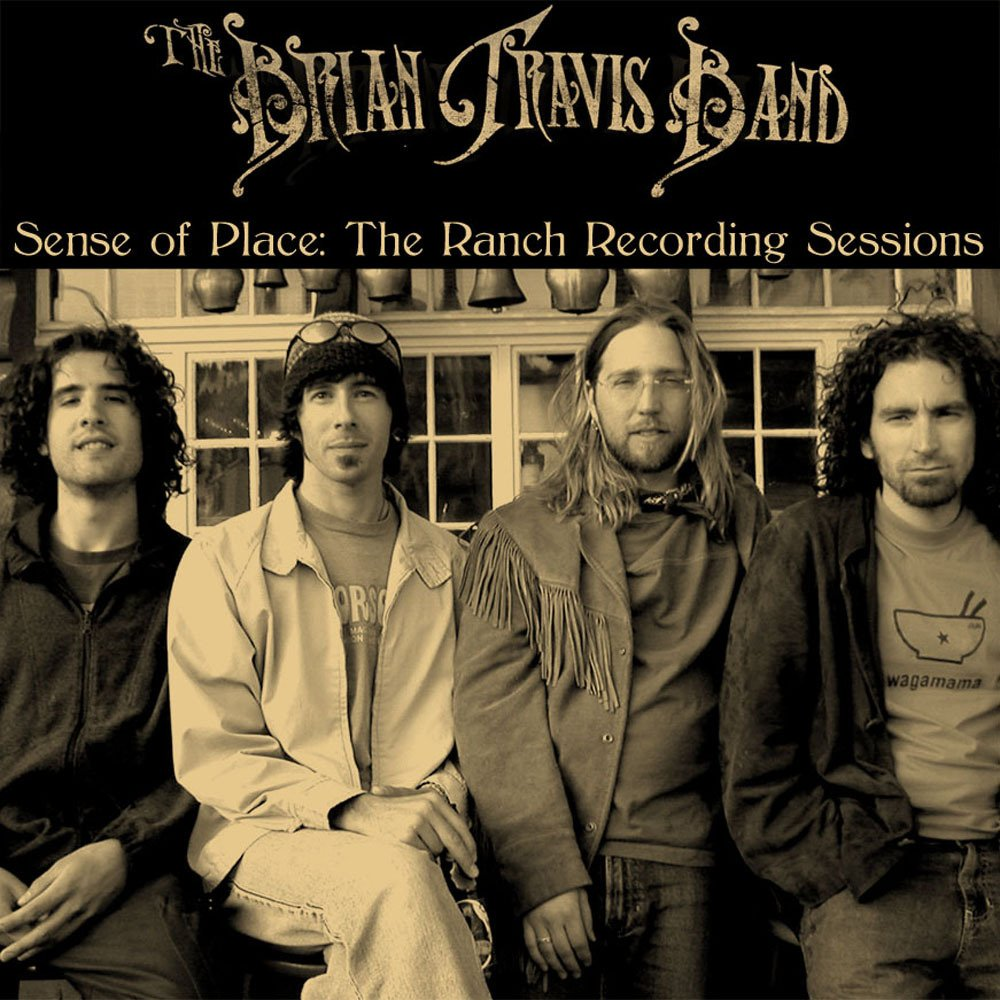 Sense of place cd cover