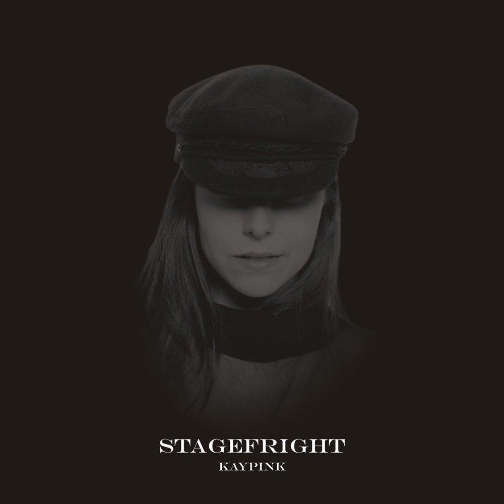 Kaypink stagefright albumart cover