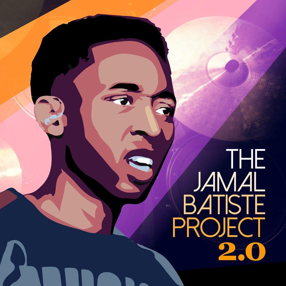 Jamal 2 0 orange purple