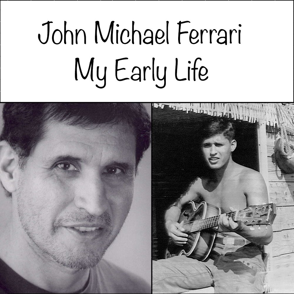 My early life cd cover revernation