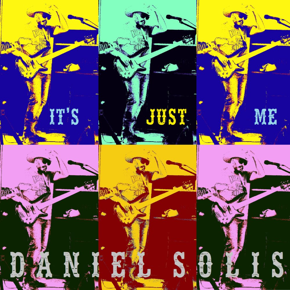 It s just me cd cover1