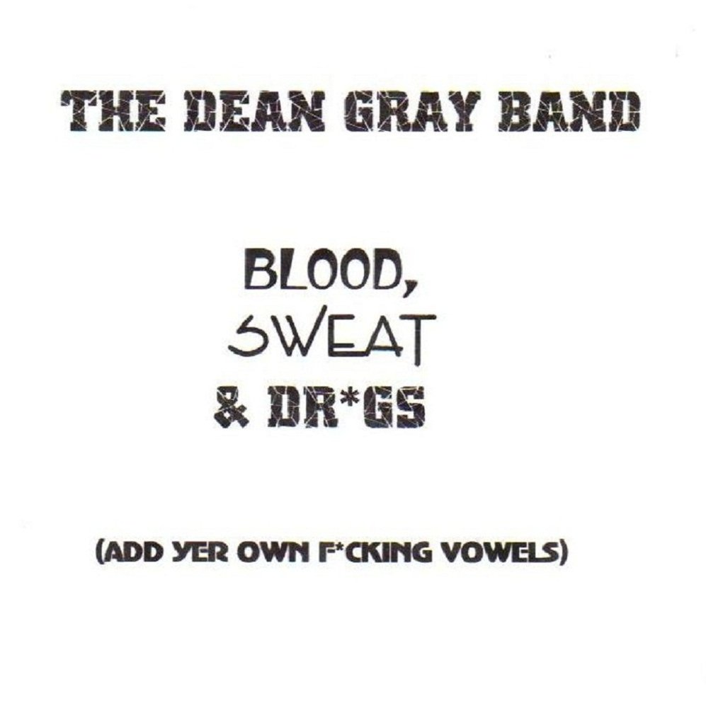 The dean gray band c.d.covers 009