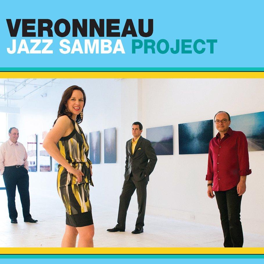 Jazz samba project cover