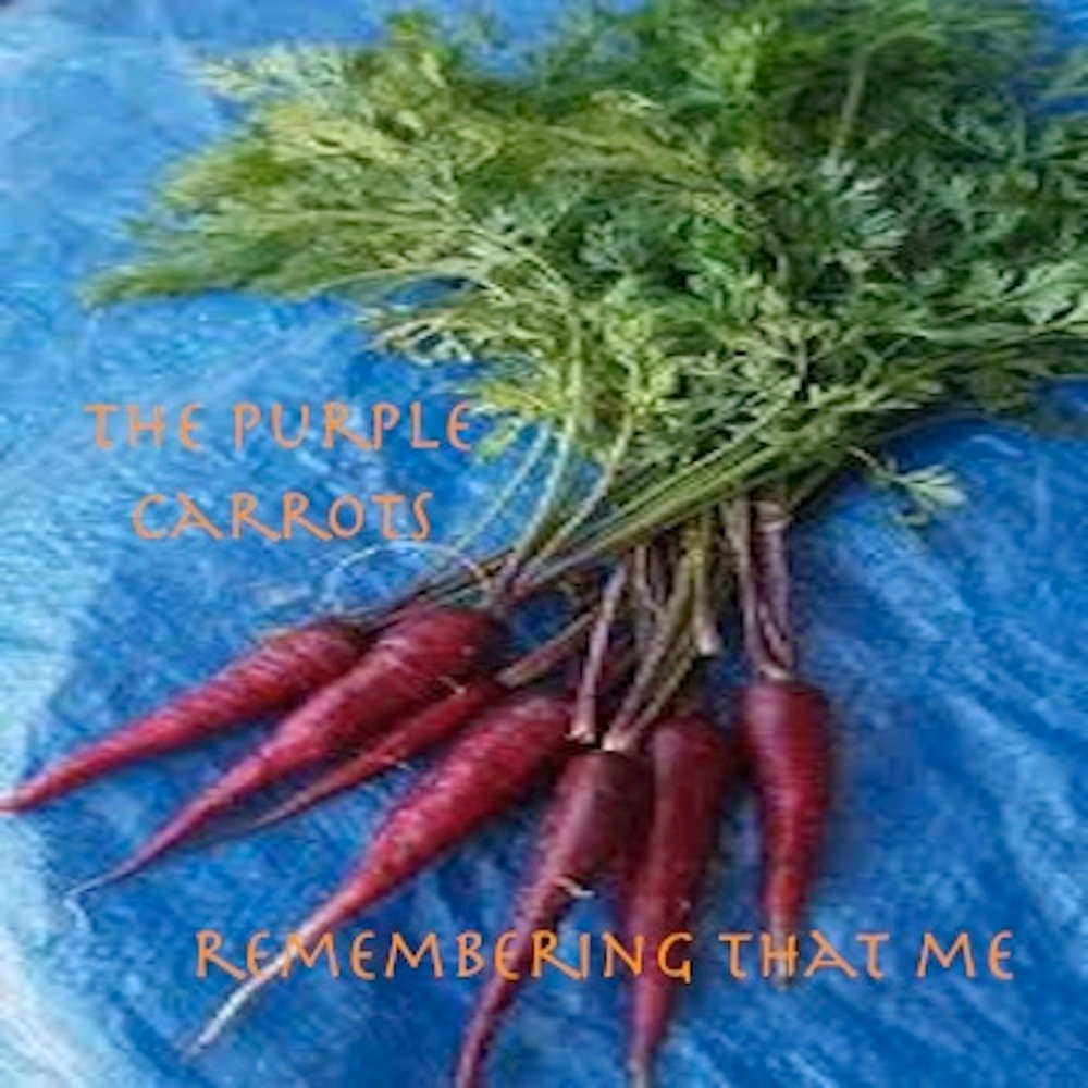 Purple carrots cover