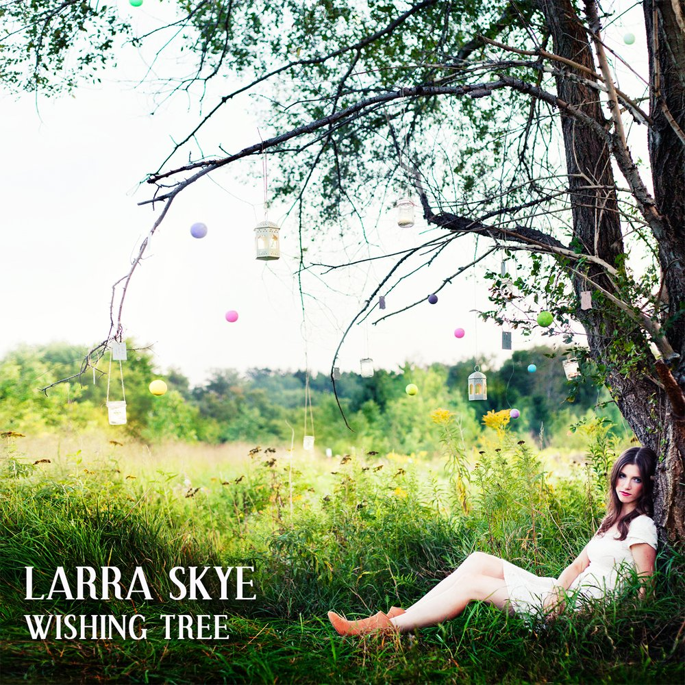 Larra cd artwork