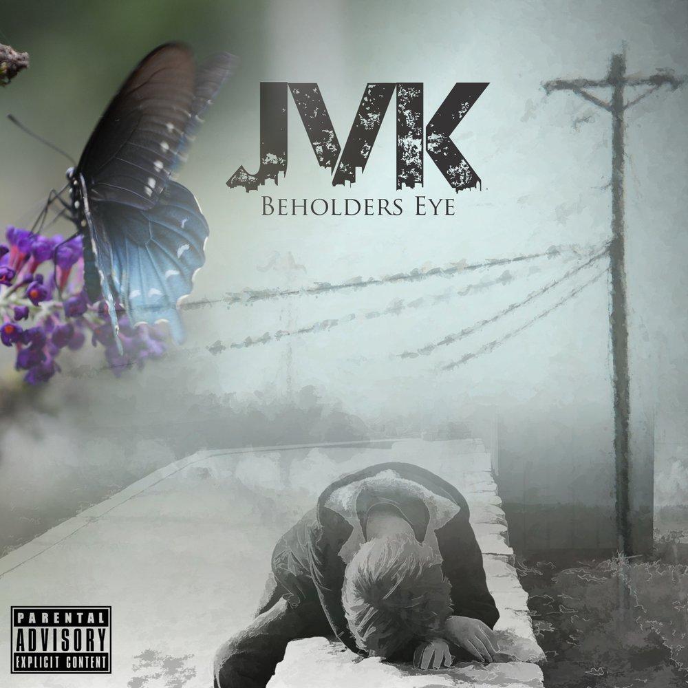 Jvk beholders eye cover