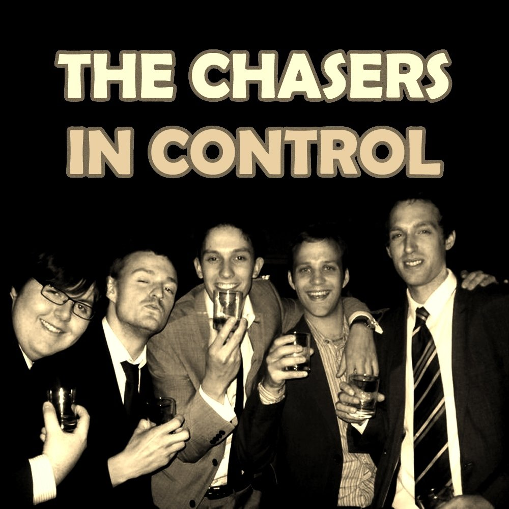 The chasers in control b