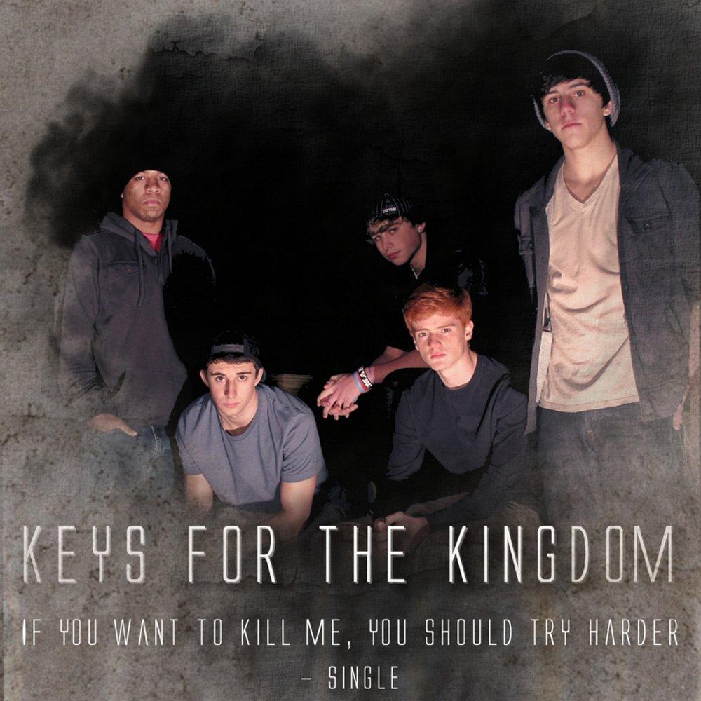 Keys for the kingdom   single art itunes