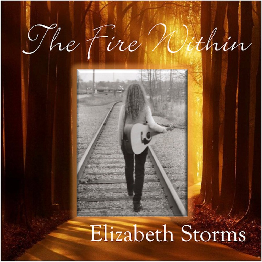 The fire within cover art for reverb
