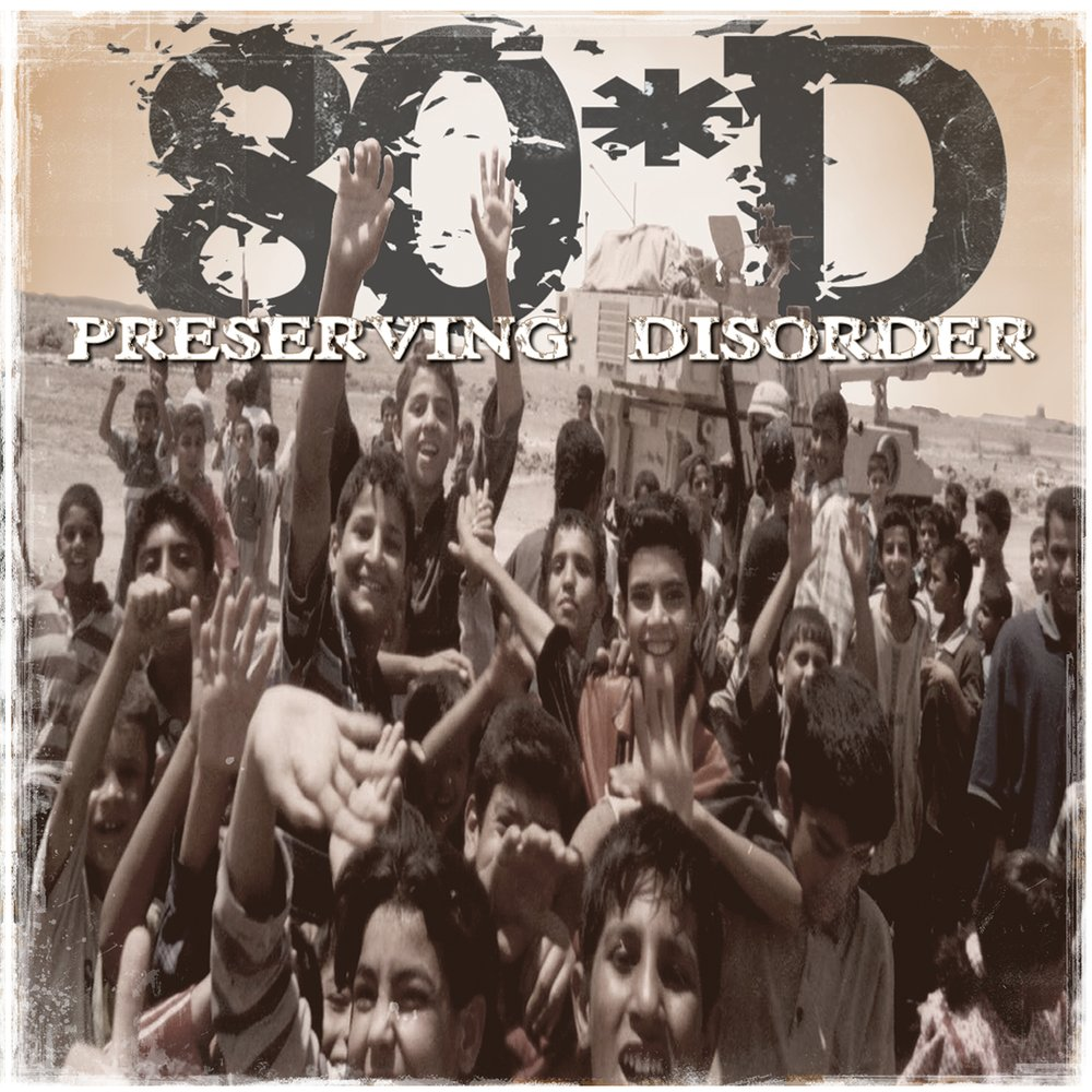 Preservingdisorder cover