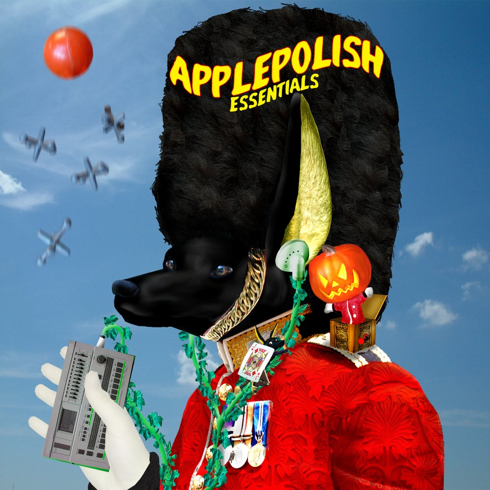 Justjack applepolishessentialscdcover