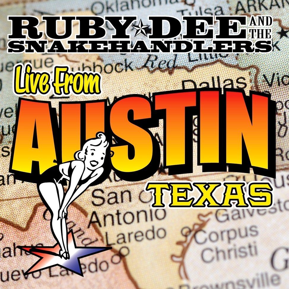 Live from austin tx cover