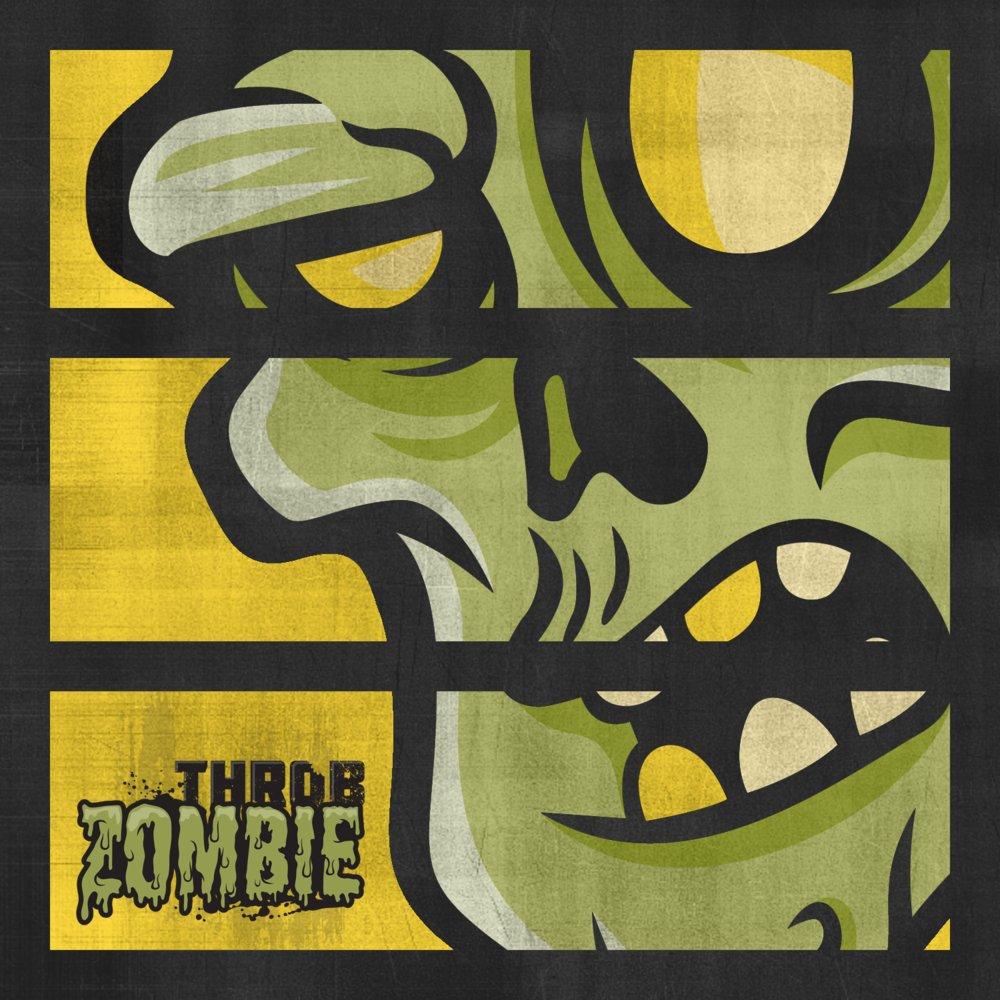 Throb zombie cover2