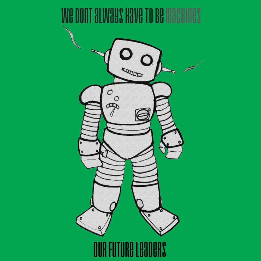 Machines album cover