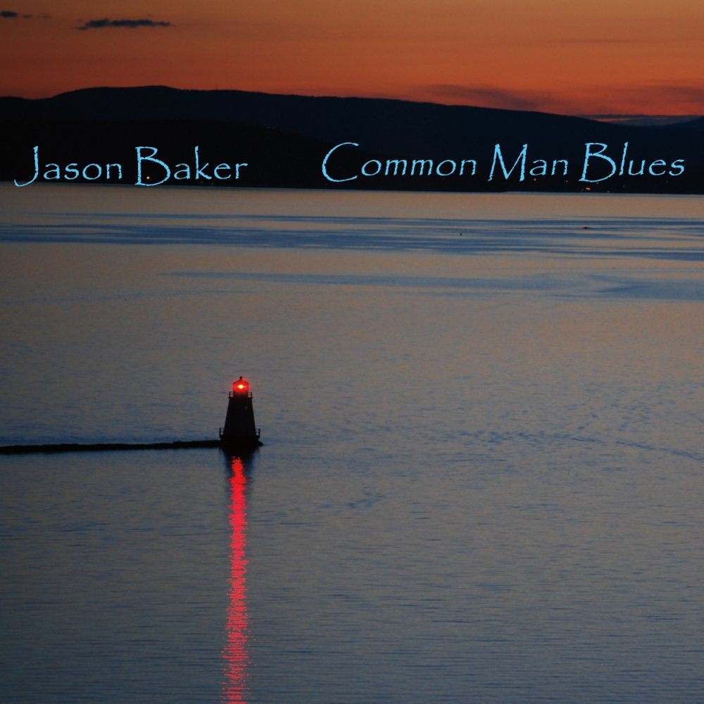 Common man blues album cover 2
