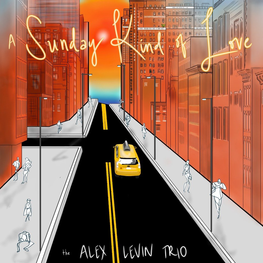 A sunday kind of love cover art