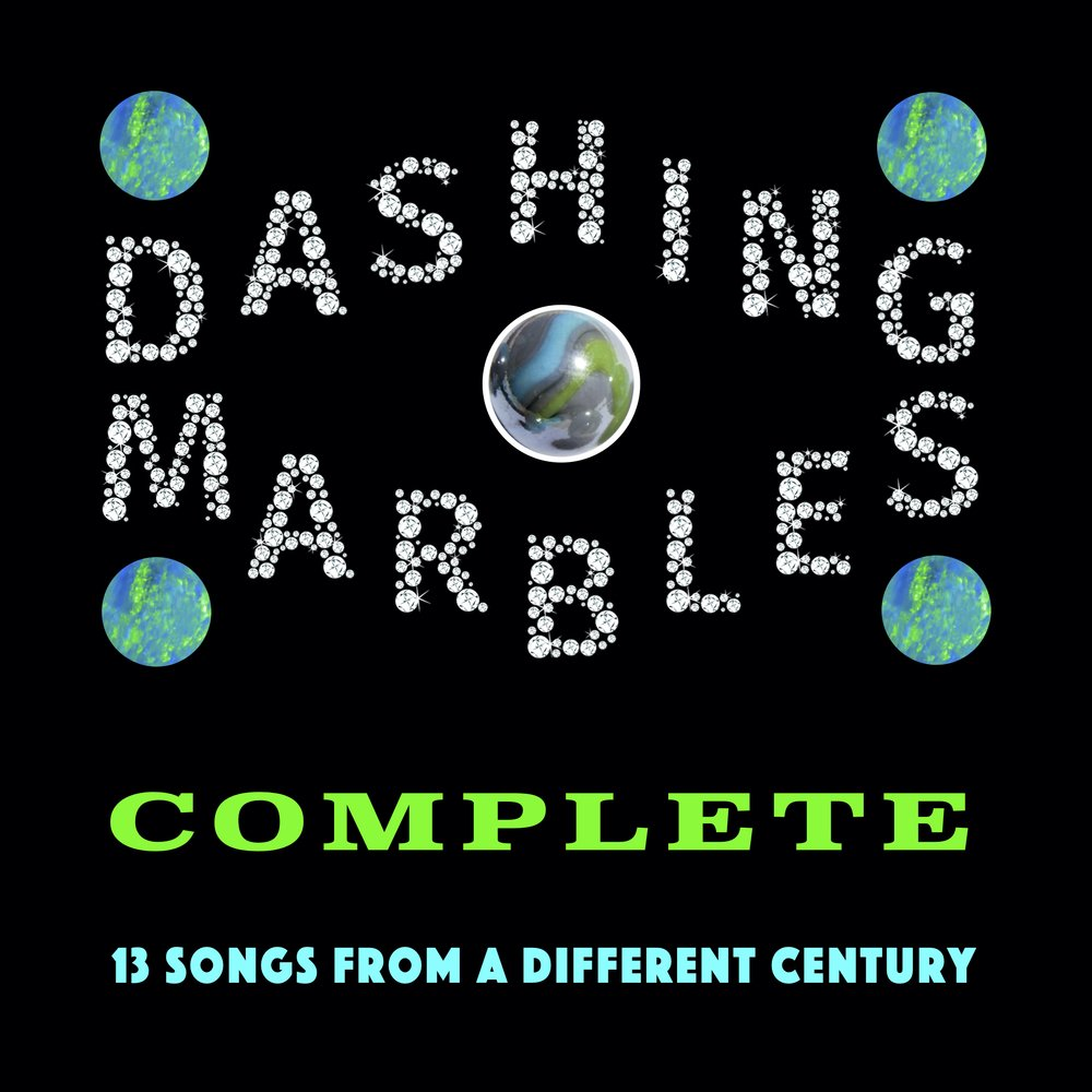 Dashing marbles cover
