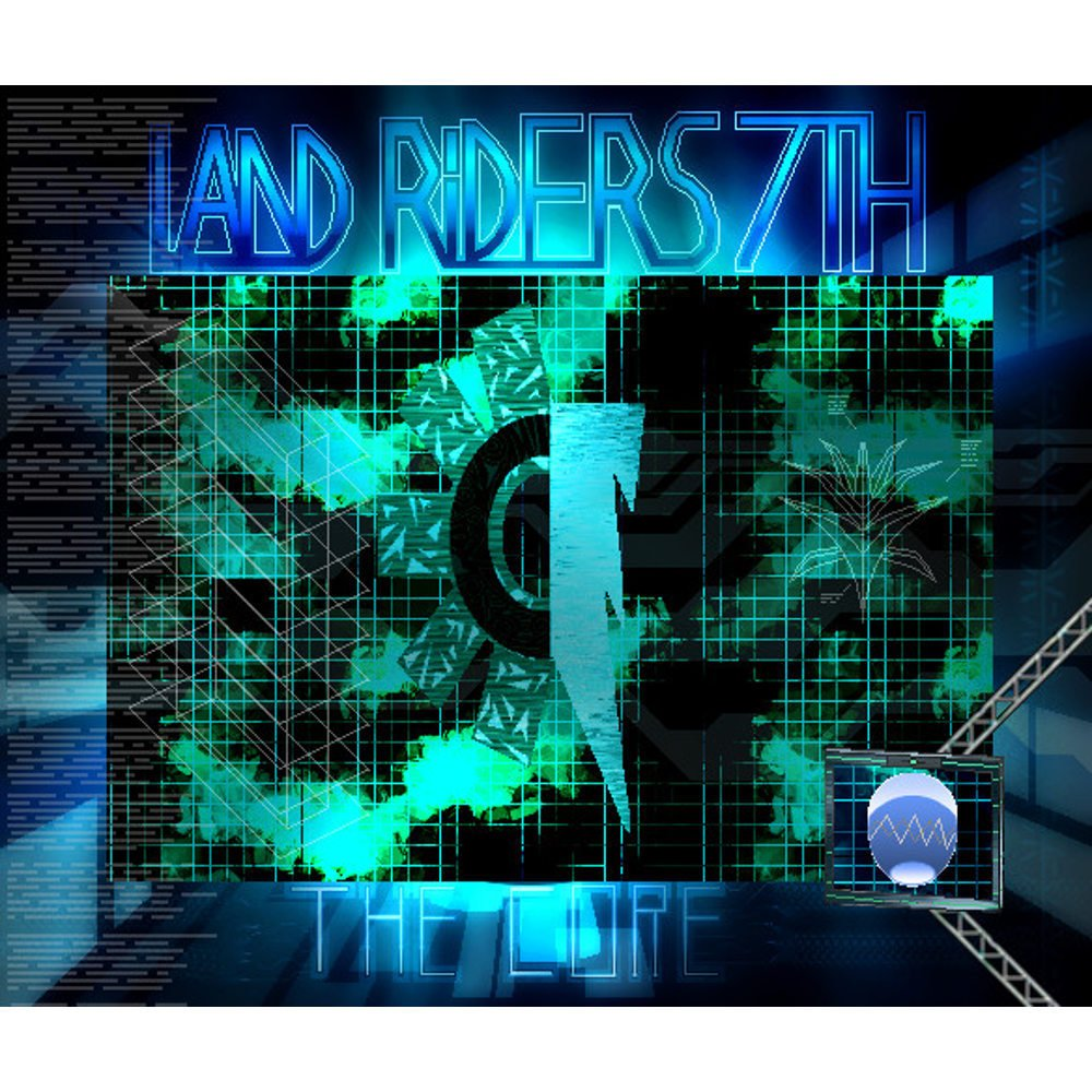The core ablum cover by landriders7th d4i03i7