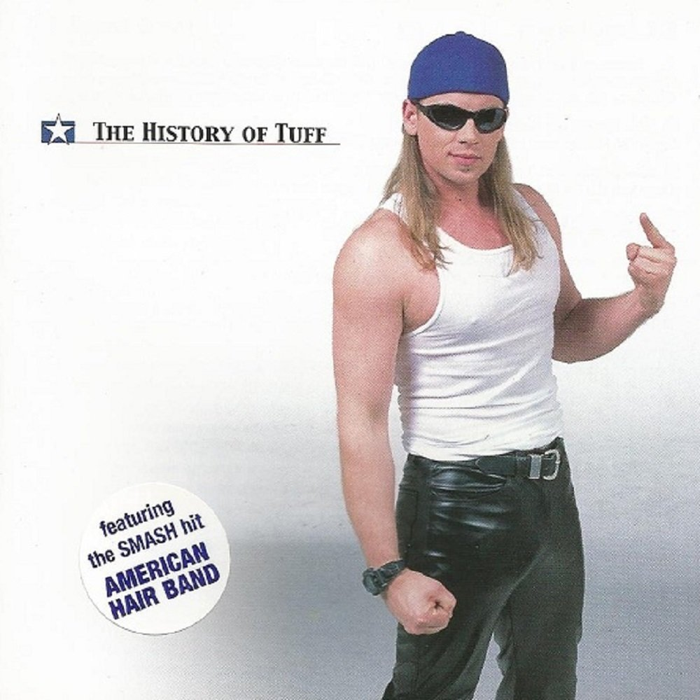 Tuff history cd cover rn use