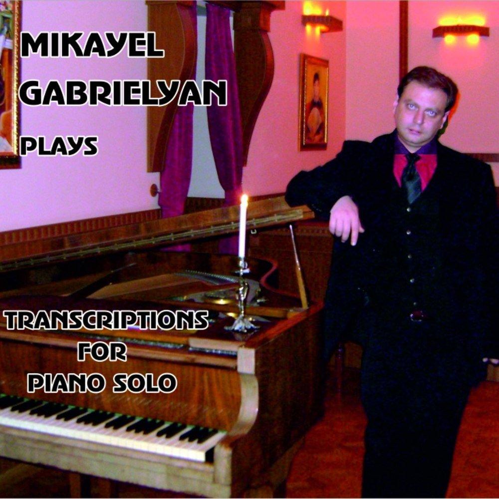 My piano transcriptions