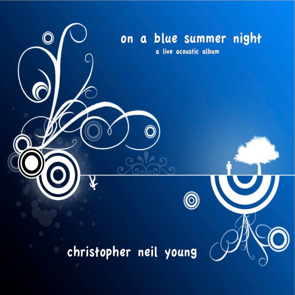 On a blue summer night  official
