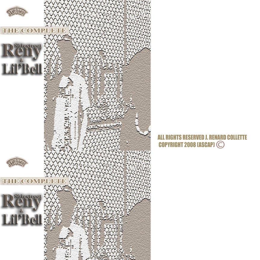 The complete ssr lb ghetto cd cover