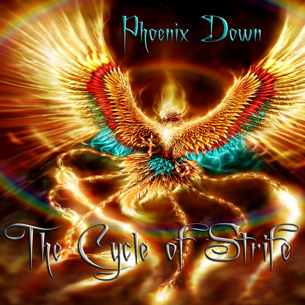Cycle of strife cd cover