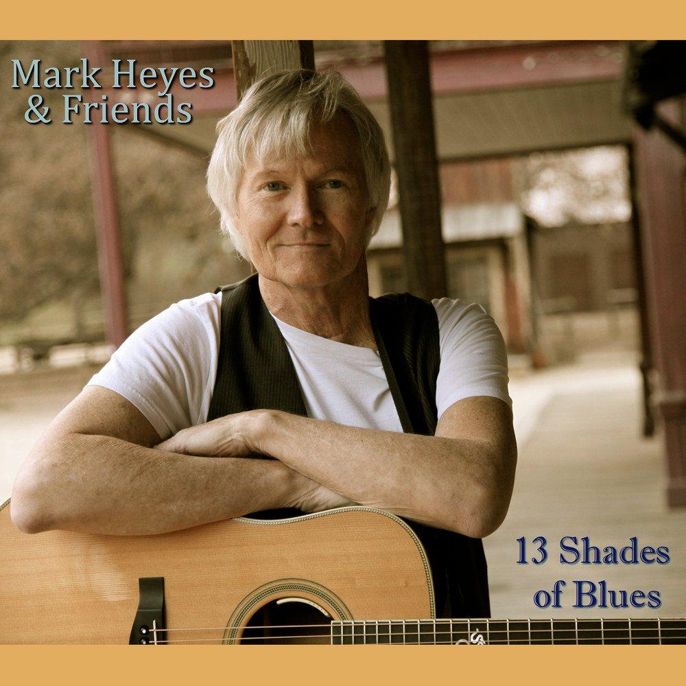 13 shades of blue   album cover square
