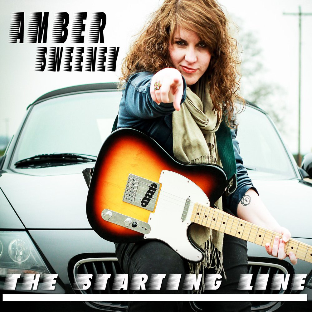 Starting line digital cover