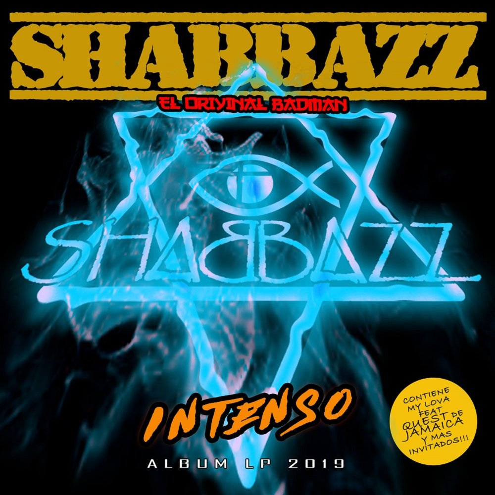 Shabbazz   intenso   album lp 2019 tapa