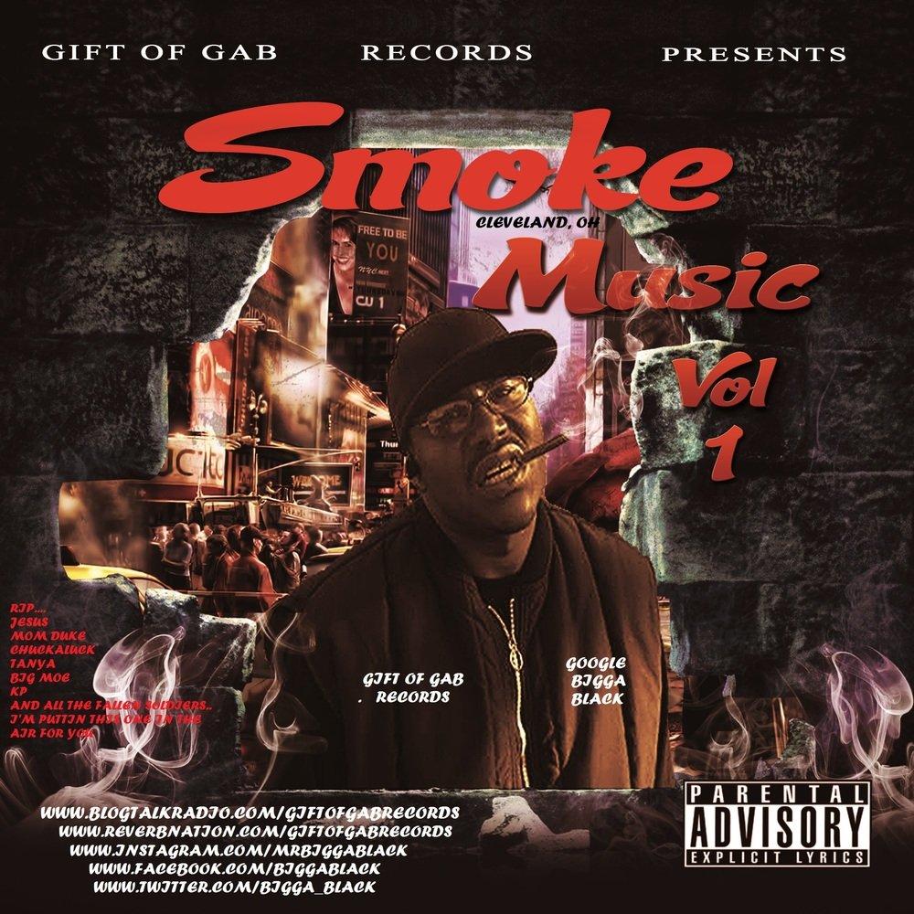 Smoke music 2 cover updated