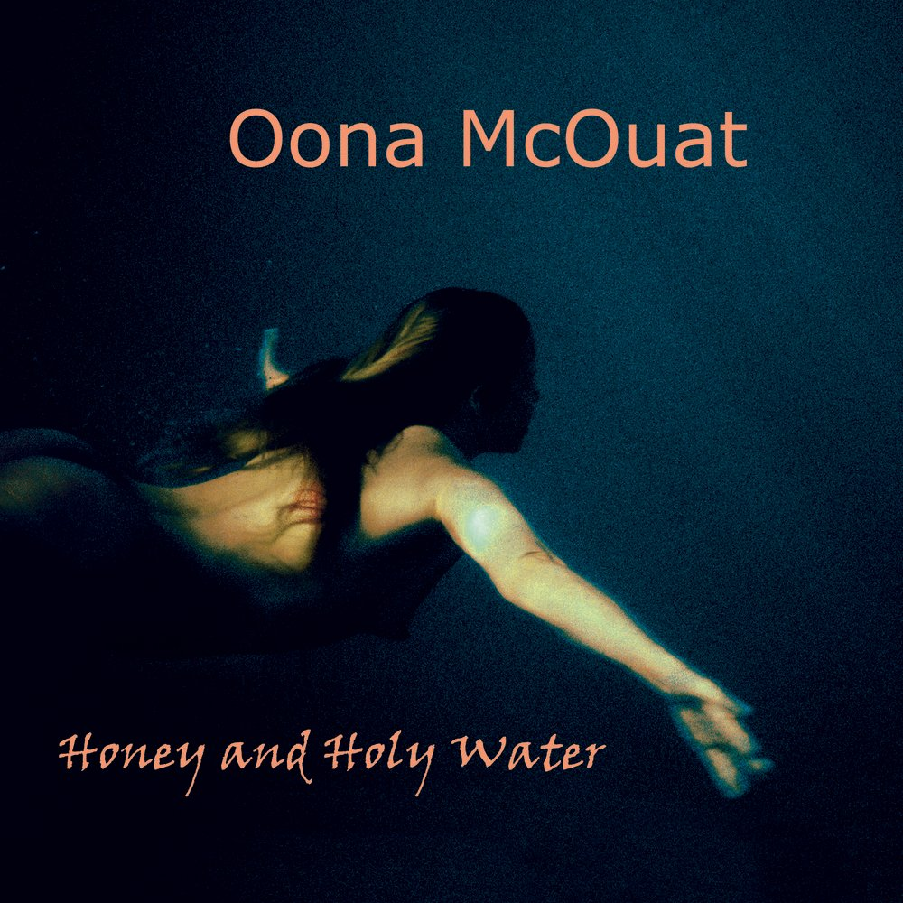 Honey holy water front cover jpeg